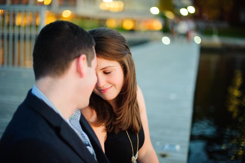 kari and will engagement