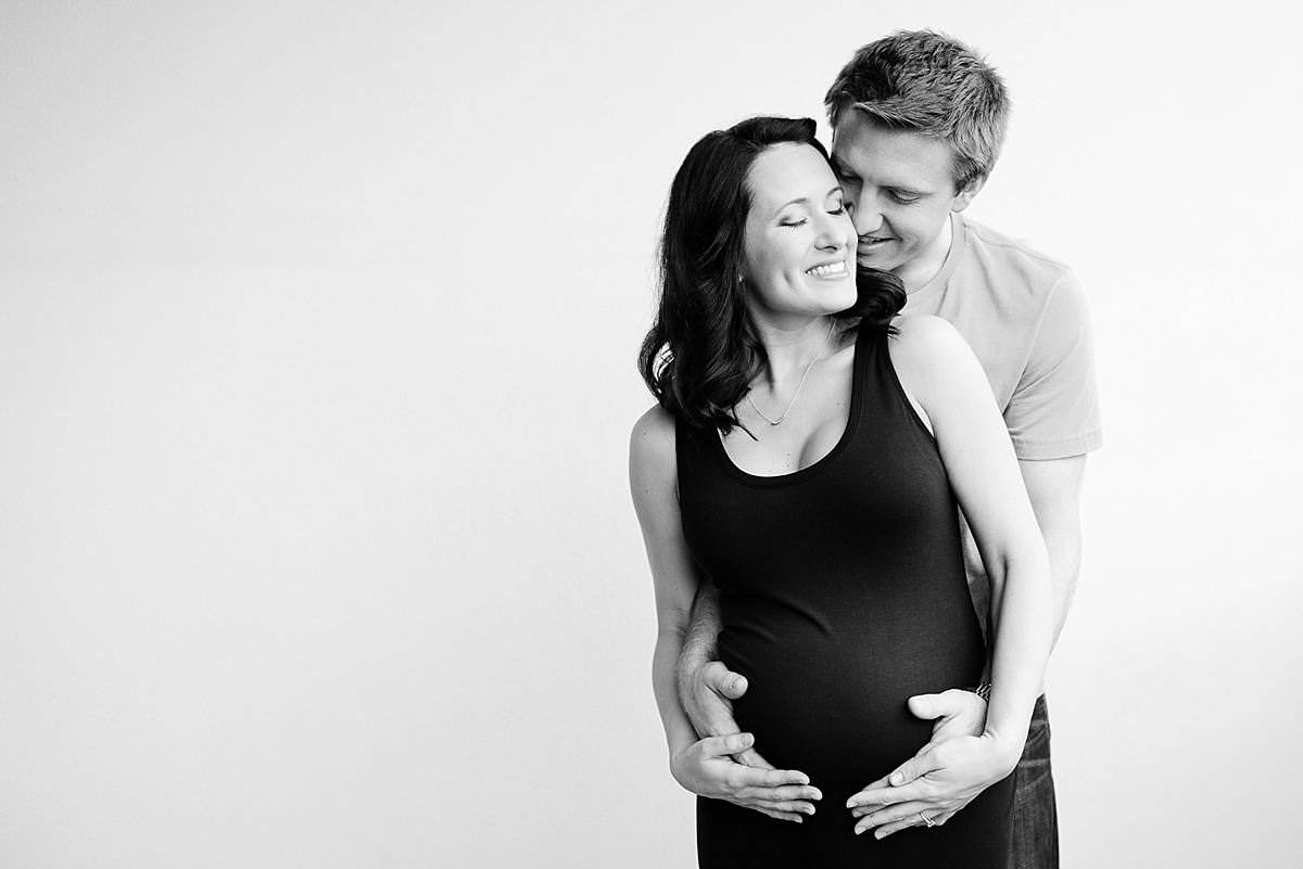 maternity session in madison, wisconsin